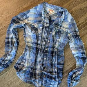 Bundle 3 for $20: Plaid shirt